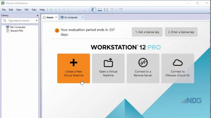 The Advantage of Using a VMWare Workstation