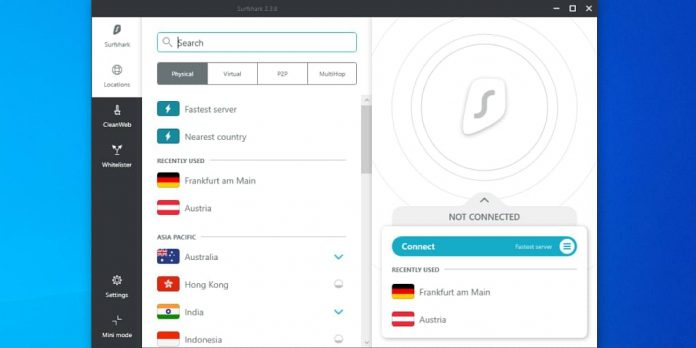 VPN Software For Windows